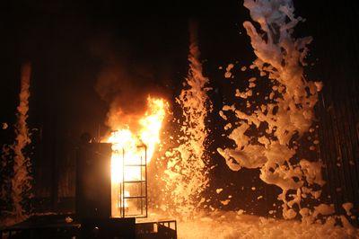东丽水成膜泡沫灭火剂生产厂家-技术性能测试