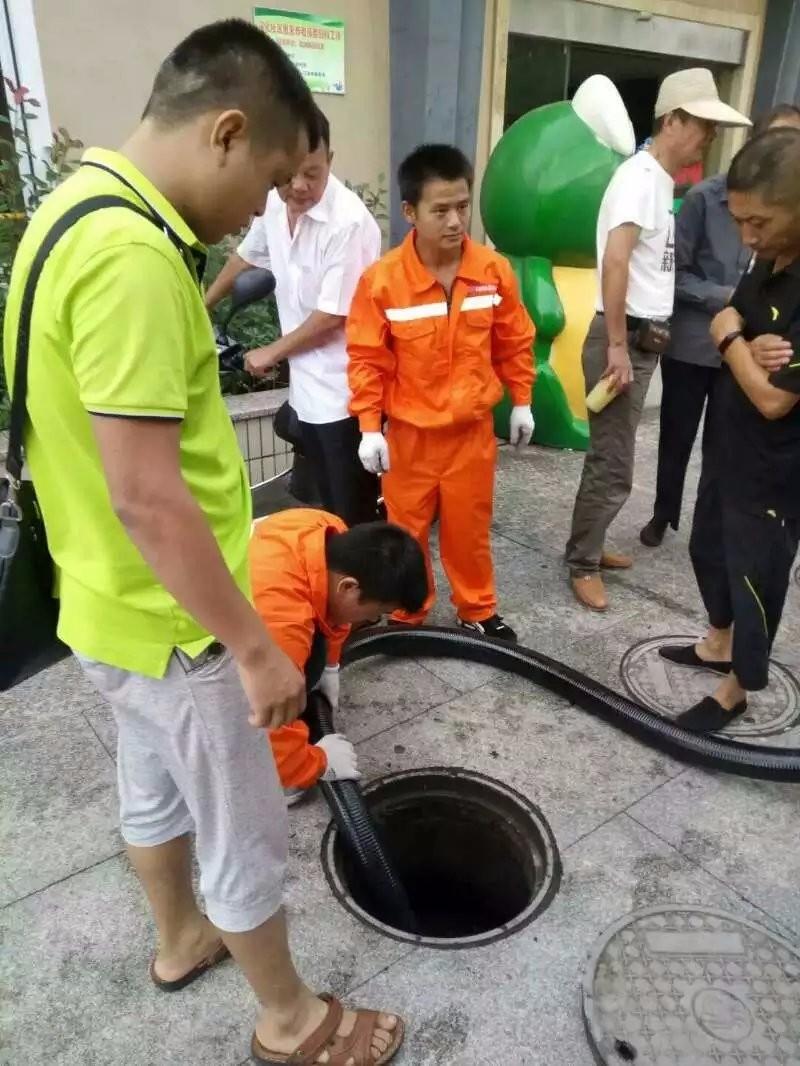 苏州吴中区渡村排水渠清洗多少钱