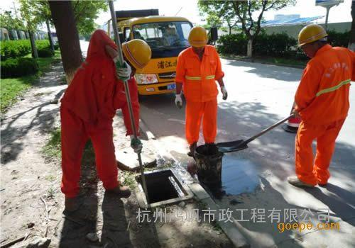 河北廊坊专业清理隔油池及抽淤泥池