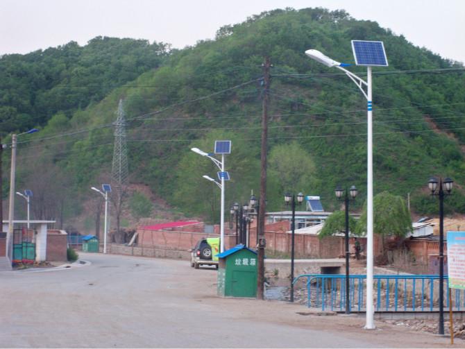 腾冲路灯安装/太阳能路灯维修