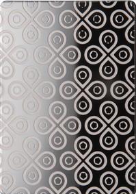 温州瓯海茶色不锈钢拉丝板