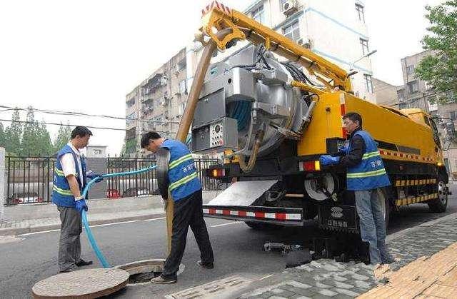 黄浦区市政污水管道清淤在线询价--还是这家做得好