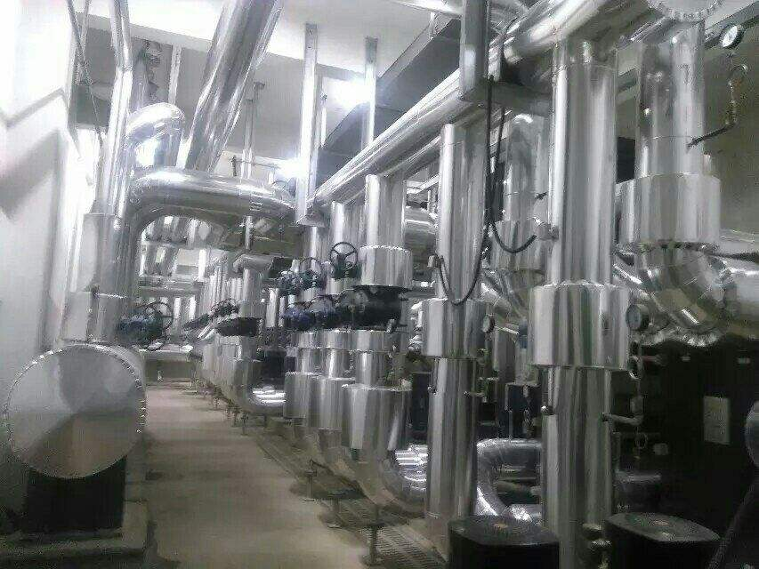 玉树称多铁皮保温安装联系方式--电伴热管道保温专业品质