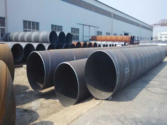 大口径排水管道焊接钢管今日价格