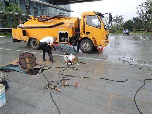 上海天路街道抽污泥上门服务