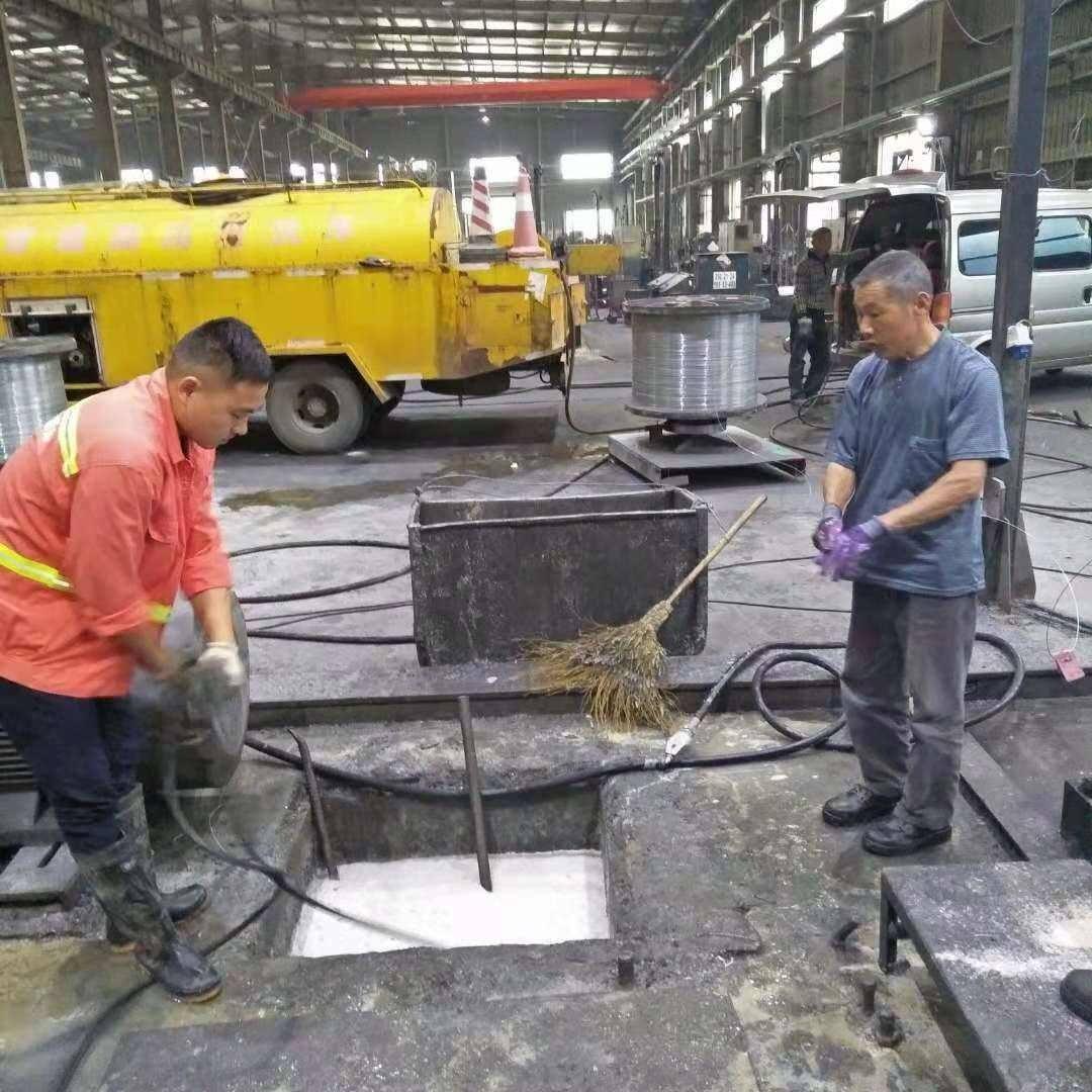 大郫县抽化粪池- 抽泥浆清理价格