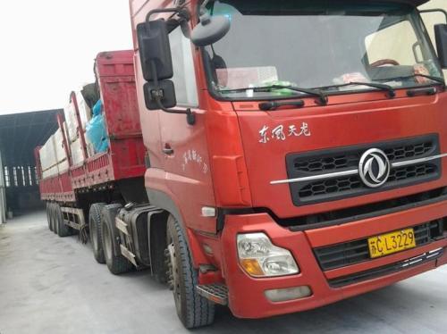 从晋江到海珠运输公司