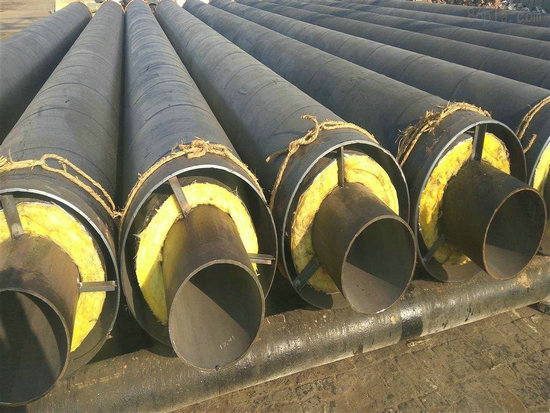 黑龙江省伊春市426*6聚氨酯发泡保温钢管现货厂家