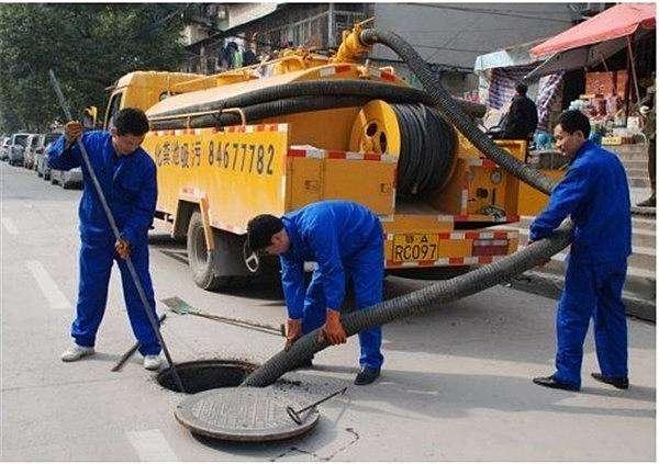 上海淞南镇污水池清淤真的靠谱吗?