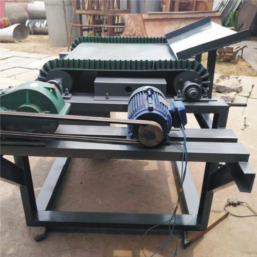 莱山皮带安装除铁器的作用支持定制