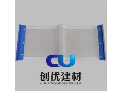 陕西省采光瓦钢边调价汇总-焦作创优