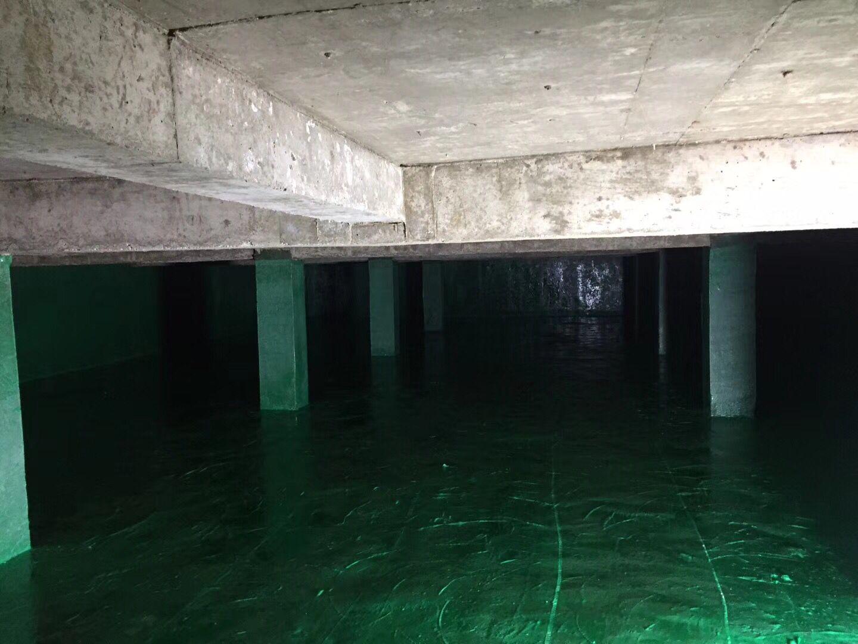 杜集区垃圾电厂污水池防腐五布七油