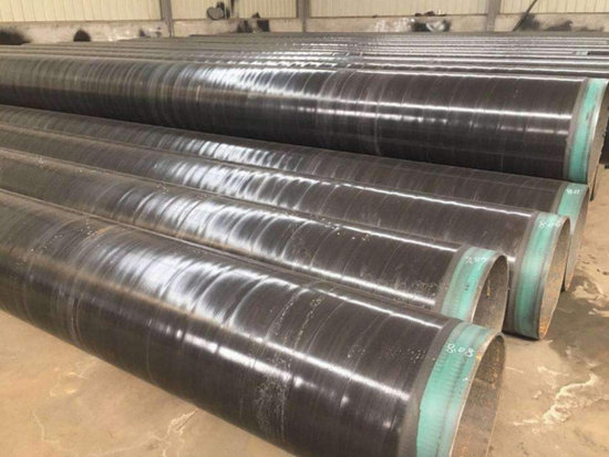 输水用螺旋钢管多少钱一米:现货价格