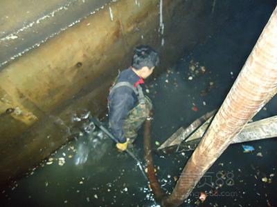 丽水水阁管道高压清洗效果好吗?