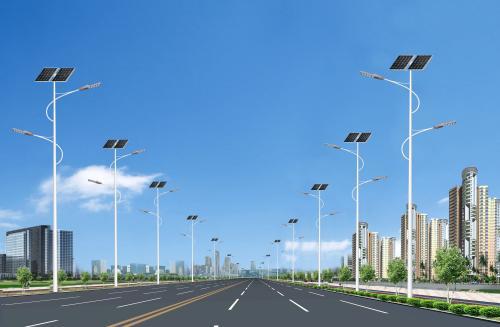 泾源LED路灯厂家价格便宜多少灯杆厂