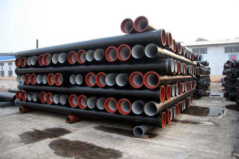 昂仁DN300球墨铸铁管厂