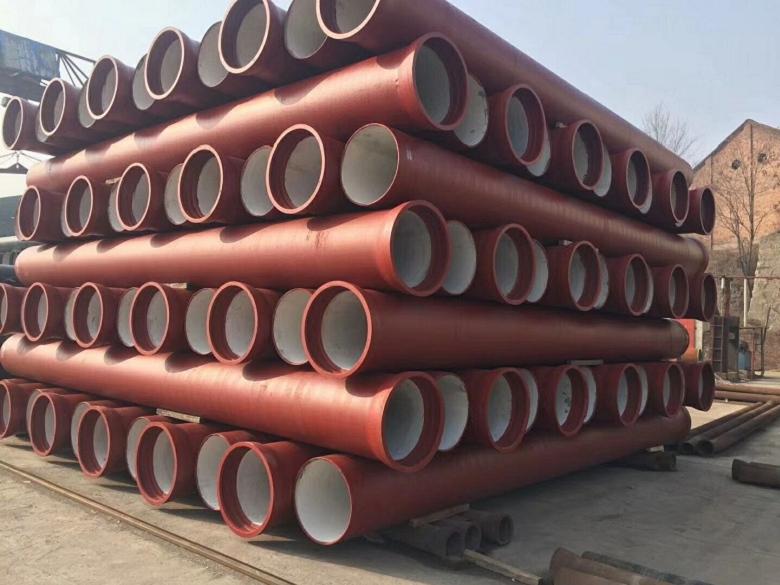 南充DN900球墨铸铁管生产厂家