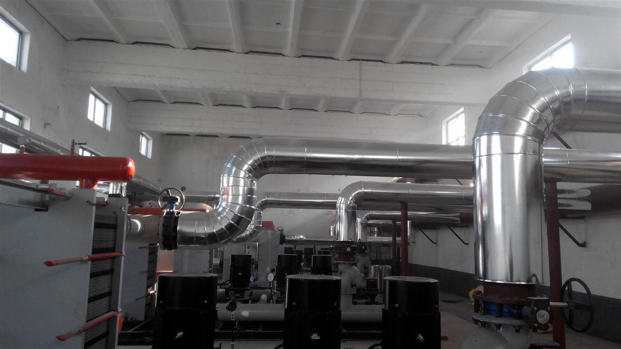 长春宽城管道保温施工队--蒸汽管道保温施工每米价格