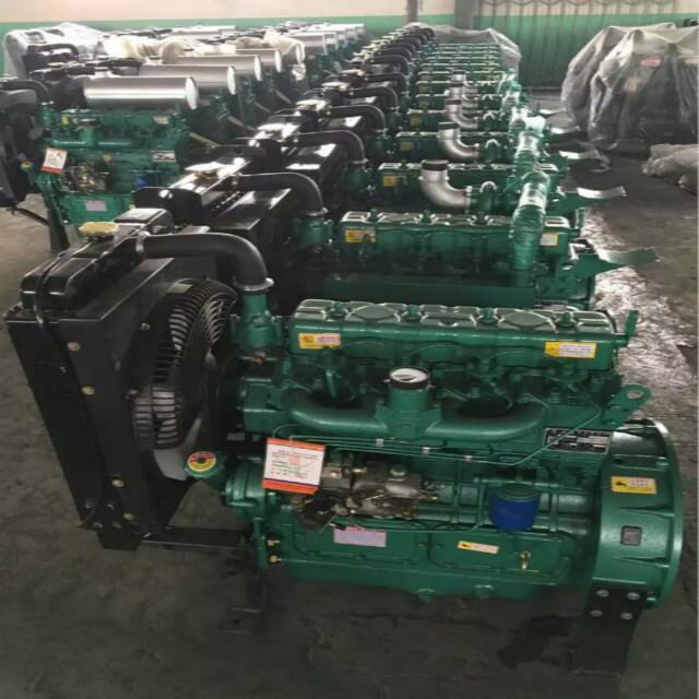 香格里拉市潍柴4102 490增压发动机挂桨机潍柴4100 4105柴油机必看