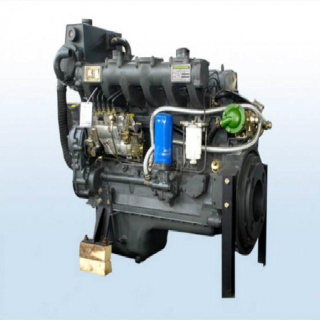 金普新区63KW发动机价格 R4105ZP 86马力4缸柴油机离合器