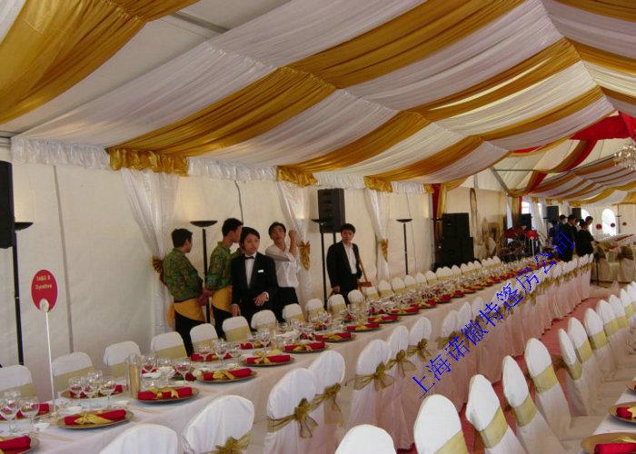 济南会议篷房品质有保障,售后服务快捷。