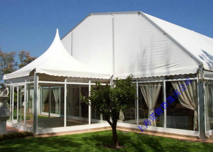 西安40米篷房找上海诺徽特篷房厂家