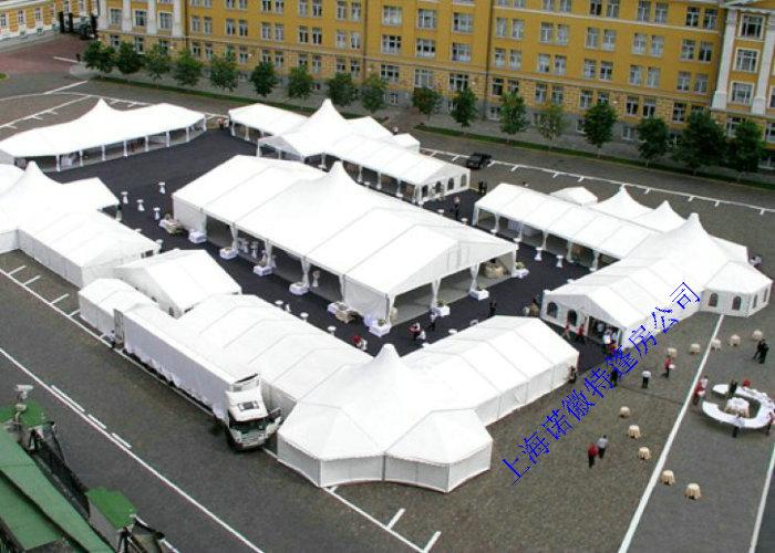 泰安帐篷订制_用于仓储,活动,展览,赛事_高端品牌-上海诺徽特篷房厂家