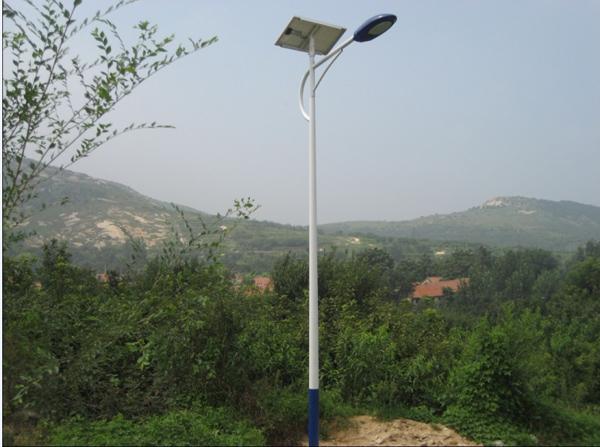 滁州天长3米4米太阳能庭院灯价格厂家现货直销价