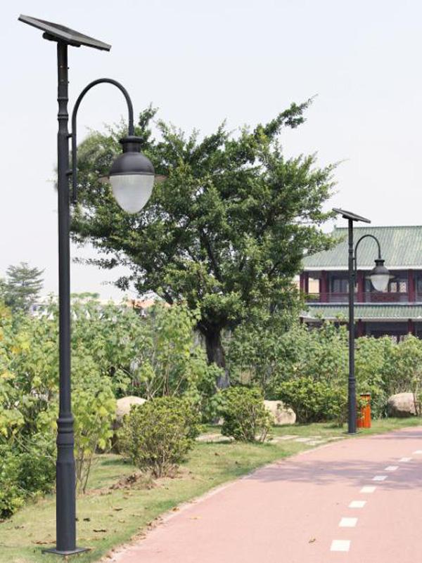 青浦一体化路灯价格5米6米7米路灯杆批发