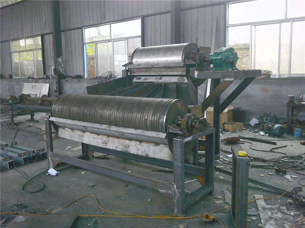 保靖滚筒式永磁磁选机磁选机生产厂家