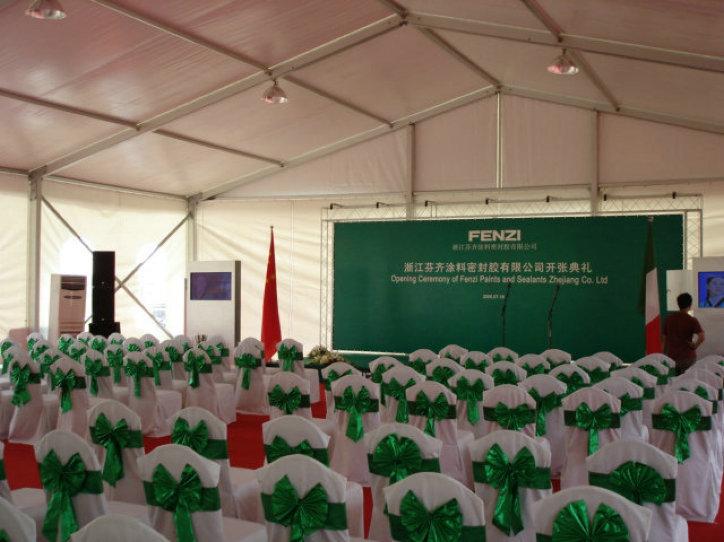 杭州活动展篷房出租搭建,租赁,免人工费和运费,专业施工团队