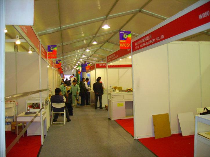 滁州礼仪蓬房租赁搭建哪个厂家有50米跨度蓬房出租的-诺徽特棚房公司