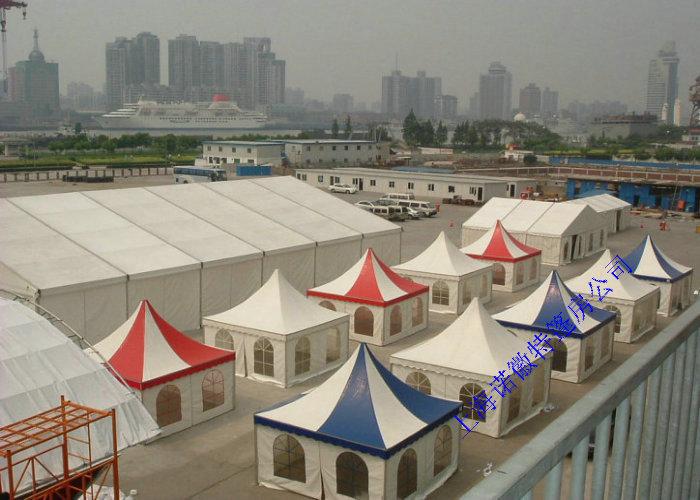 恩施定制尖顶篷房B1级防火,防雨,抗风,抗紫外线