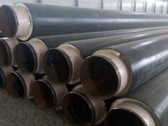 石油用聚氨酯保温钢管施工工艺赣州