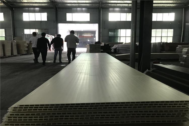 山东青岛生态木吊顶天花厂家代理