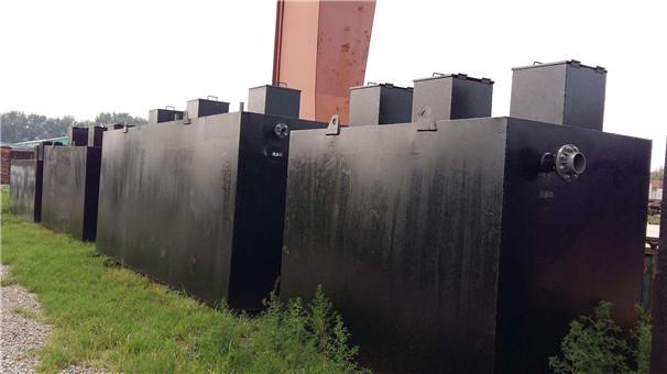 玉林口腔诊所污水处理设备工艺流程