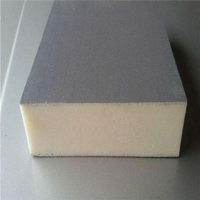 唐山屋面保温聚氨酯保温板  40mm硬泡聚氨酯板今日价格