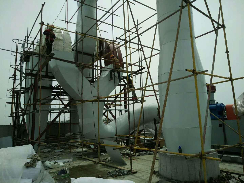 来宾合山反应釜设备保温每米多少钱--橡塑铝皮保温施工