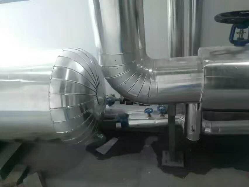 阜阳颍州铁皮管道 罐体保温施工产品展示--罐体保温安装公司