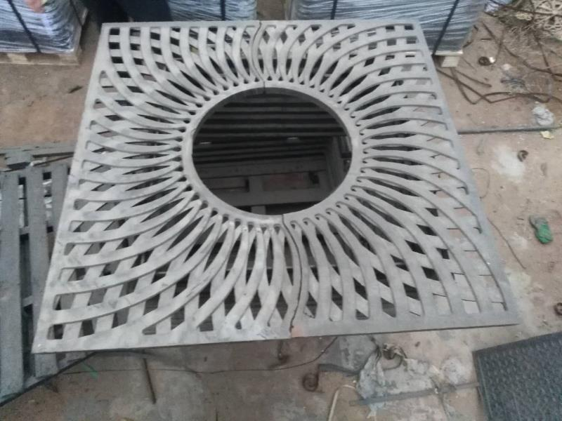 700重型球墨铸铁井盖-武威-工厂直发