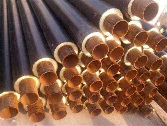 小区采暖用720*10直埋发泡保温管道产品简介,