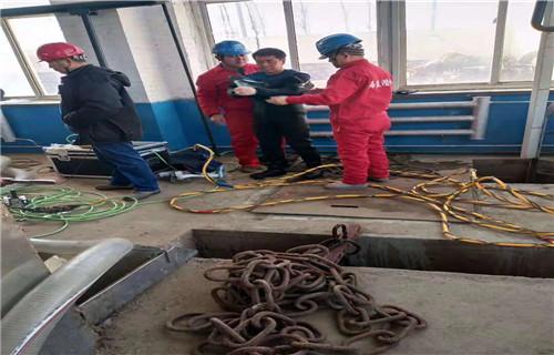2021-滨州市水下管道封堵公司-水下清淤施工队