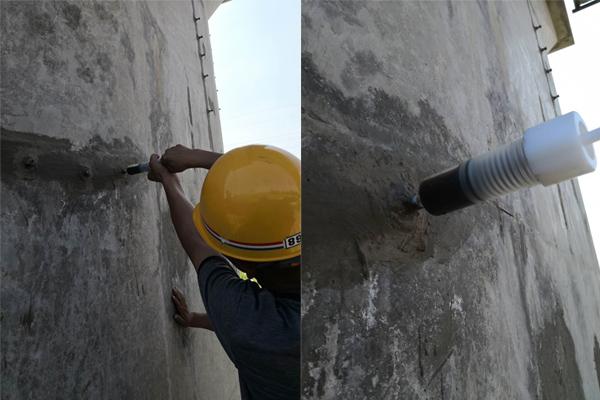 大安混凝土空鼓裂缝修补材料厂家电话
