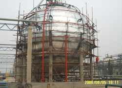 固原钢结构棚顶防腐刷油漆施工队伍