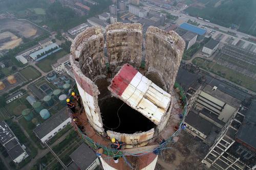 洛阳烟囱刷涂料公司专业烟囱防腐施工单位
