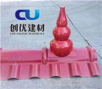 鹿泉ASA合成树脂瓦行情价格-创优建材