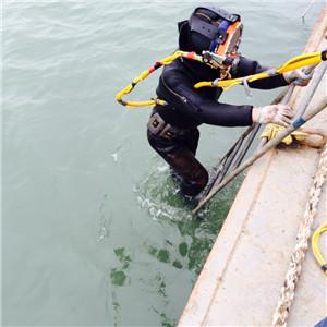 齐齐哈尔市潜水打捞队2021水下服务