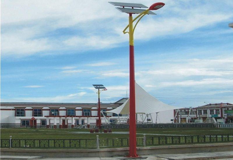 铁岭市农村6米太阳能路灯价格整套多少钱质保5年