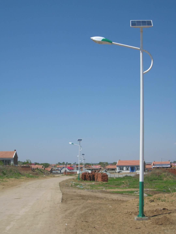 怀化洪江3米4米太阳能庭院灯价格厂家现货直销价