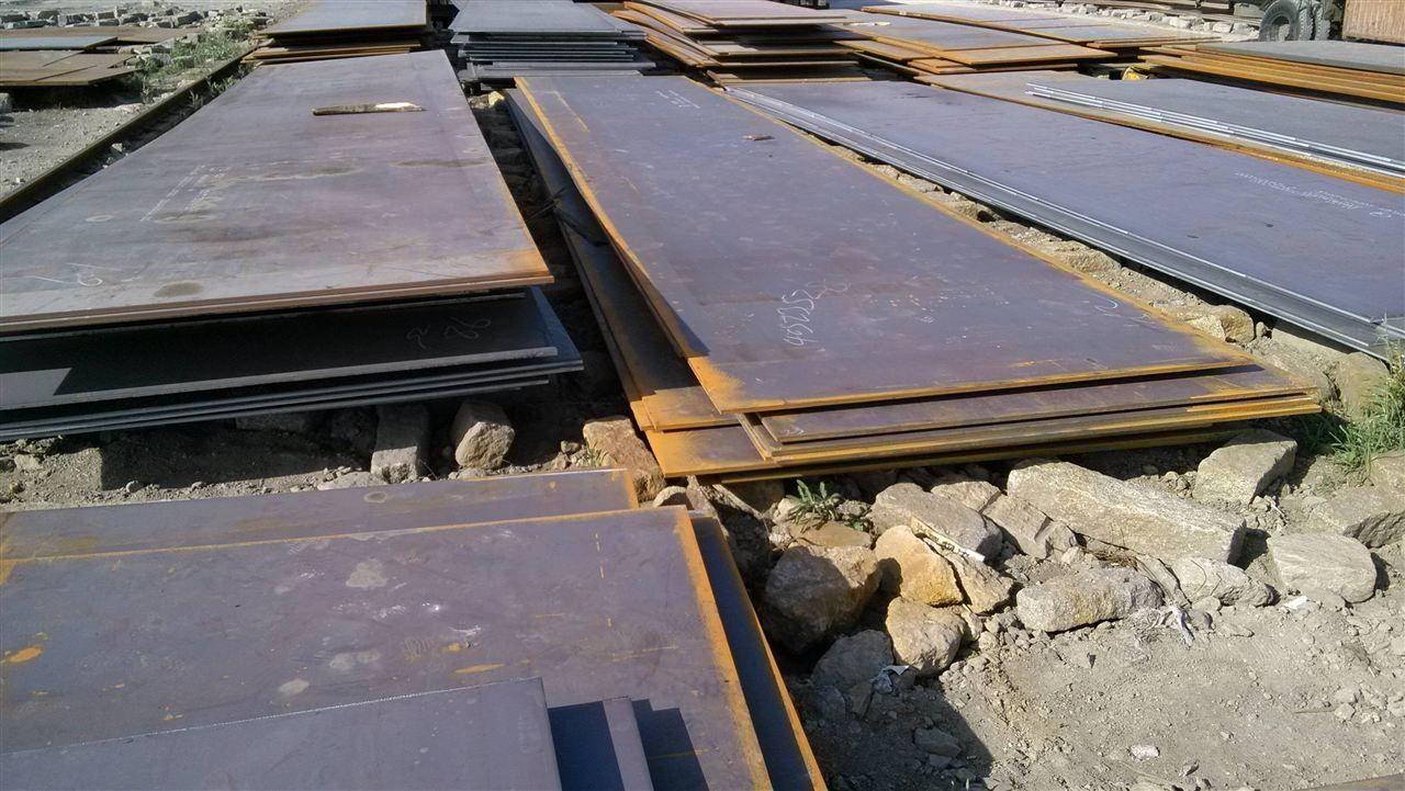 金普新区镀锌钢板优质供应商--哪里的钢板好